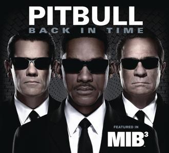 Pitbull-Back In Time single
