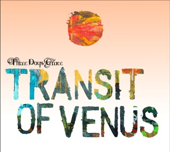 Three Days Grace-Transit of Venus