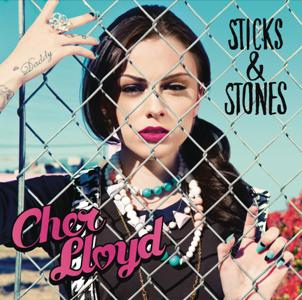 Cher Lloyd-Sticks+Stones
