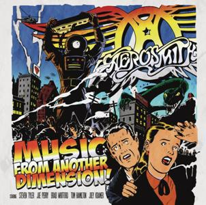 Aerosmith-Music From Another Dimension!