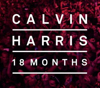 Calvin Harris-18 Months