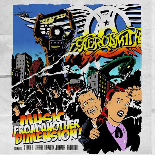 Aerosmith-Music From Another Dimension! (Limited Deluxe Edition)