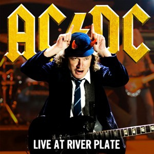 AC DC-Live at Riverplate Cover