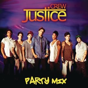 Justice Crew-Justice Crew Party Mix (CD+DVD)