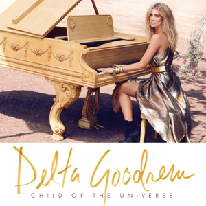 Delta Goodrem-Child Of The Universe