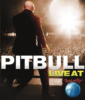 Pitbull-Live At Rock In Rio DVD