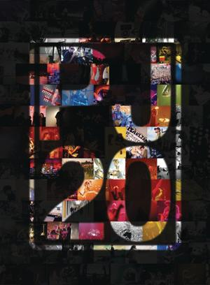 Pearl Jam-Pearl Jam Twenty DVD