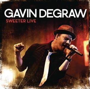 Gavin DeGraw-Sweeter Live (CD+DVD)