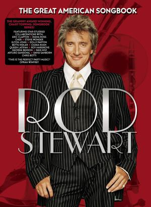 Rod Stewart-The Great American Songbook Box Set