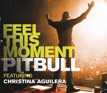 Pitbull Feat. Christina Aguilera-Feel This Moment