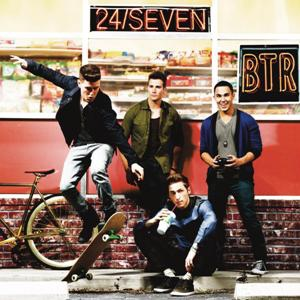 Big Time Rush -24Seven