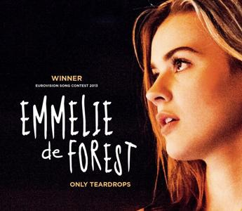 Emmelie de Forest -Only Teardrops