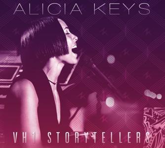 Alicia Keys-VH1 Storytellers Alicia Keys DVD+CD
