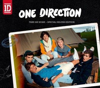 One Direction-Take Me Home Special Deluxe Edition (CD+DVD)