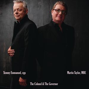 Tommy Emmanuel & Martin Taylor-The Colonel & The Governor