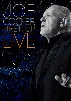 Joe Cocker-Fire It Up Live (Blu-ray)