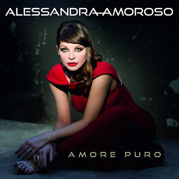 Alessandra Amoroso-Amore Puro (Deluxe Edition CD+DVD)
