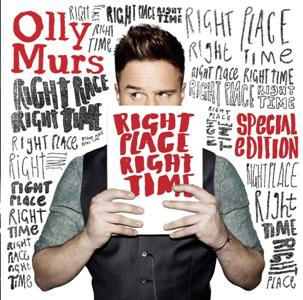 Olly Murs-Right Place Right Time (CD+DVD Special Edition)