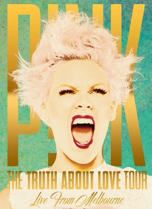 P!nk-The Truth About Love Tour Live From Melbourne DVD