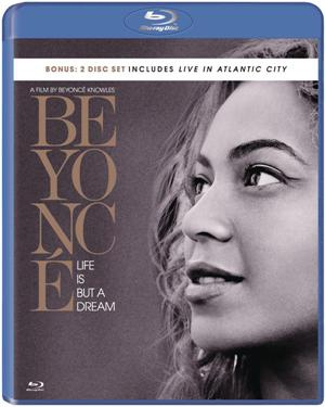 Beyoncé-Life Is But A Dream BD