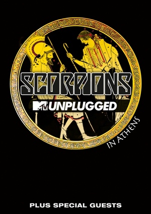 Scorpions-MTV Unplugged - Live In Athens (DVD)