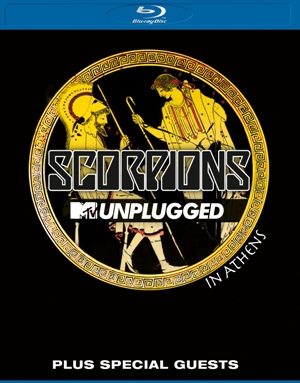 Scorpions-MTV Unplugged - Live In Athens (BD)
