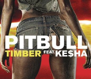 Ptibull Feat. Ke$ha-Timber (single)