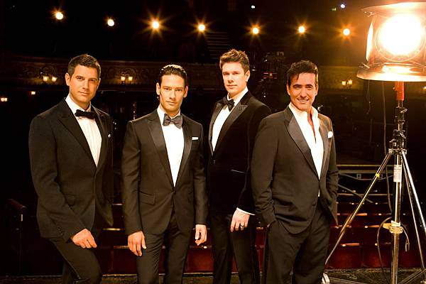 Il Divo Press 2-26342583