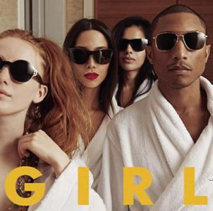 Pharrell Williams-GIRL