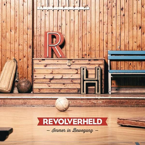 Revolverheld-Immer In Bewegung