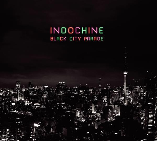 Indochine-Black City Parade 3CD 600