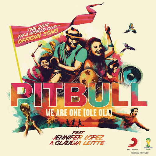 Pitbull-We Are One (Ole Ola)