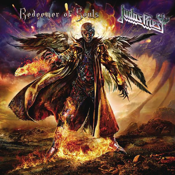 Judas Priest-Redeemer Of Souls (Deluxe) _600