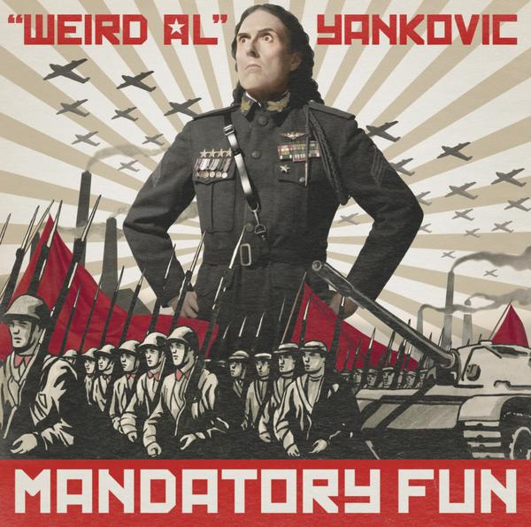 Weird Al Yankovic-Mandatory Fun 600