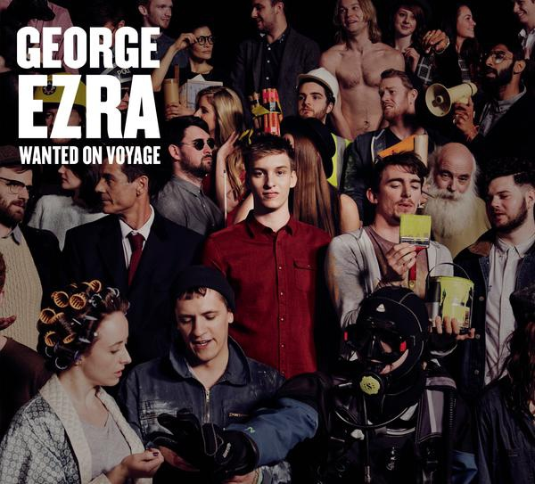 George Ezra-Wanted On Voyage 600