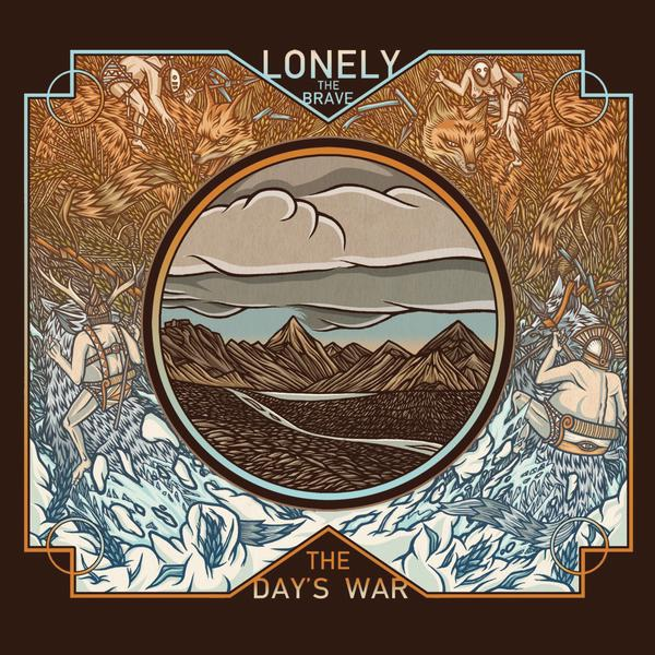 Lonely The Brave-The Day