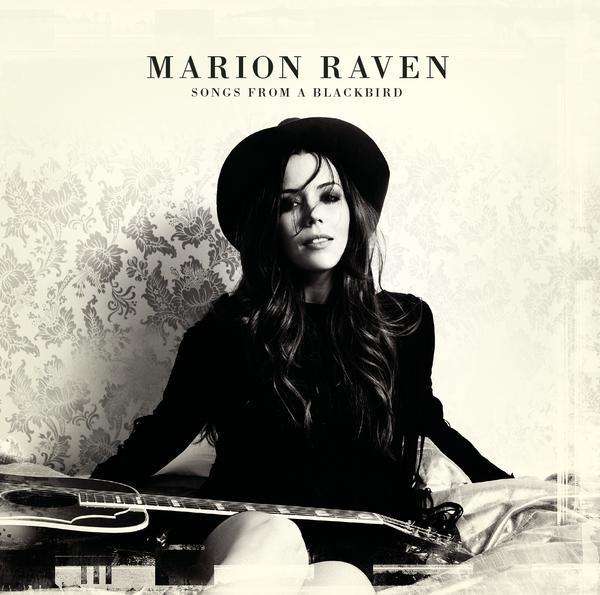 Marion Raven-Songs From A Blackbird_600