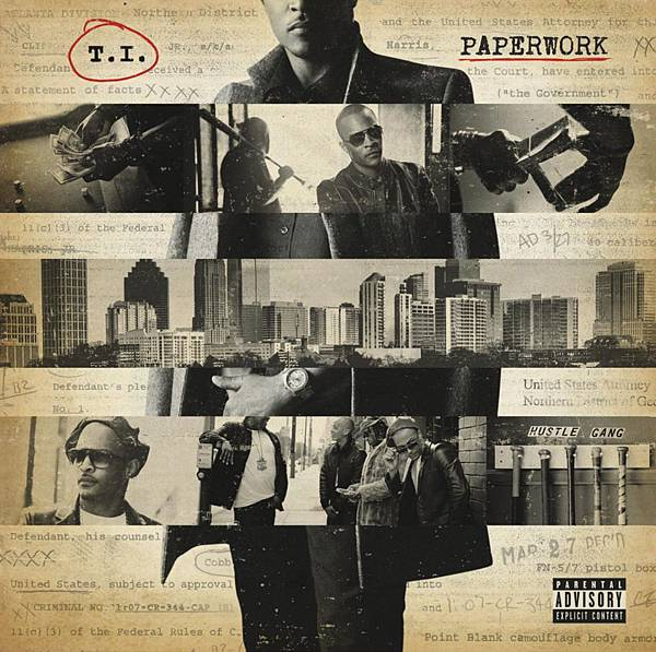 T.I.-Paperwork Deluxe Limited Edition