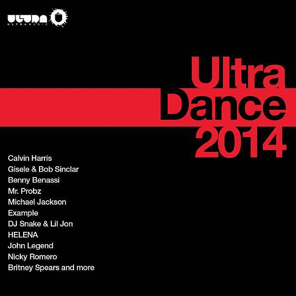 Various Artists-Ultra Dance 2014