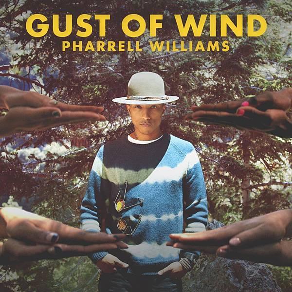 Meccano別針用於Gust of Wind單曲封面