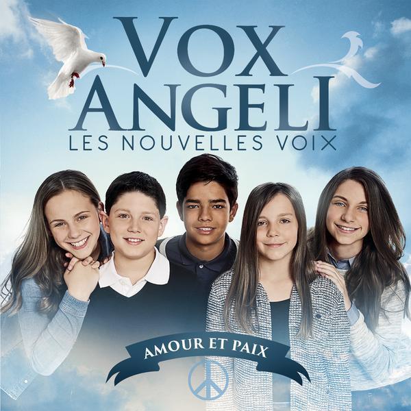 Vox Angeli-Amour Et Paix600