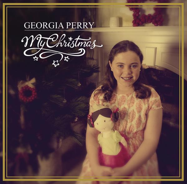 Georgia Perry-My Christmas_600