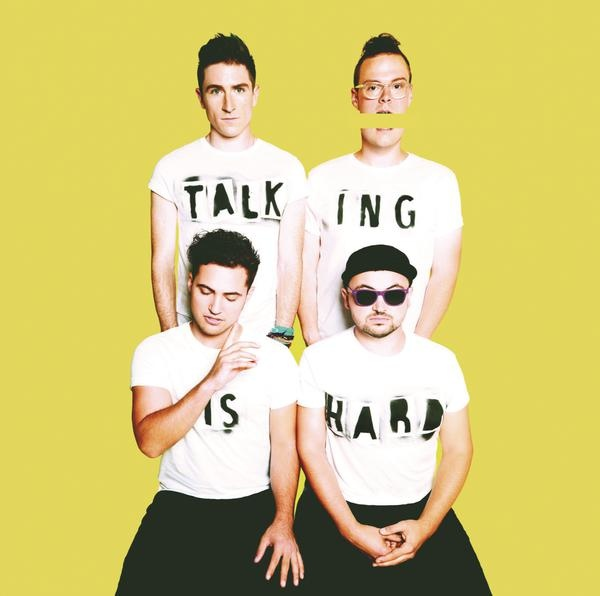 Walk The Moon-Talking Is Hard_600