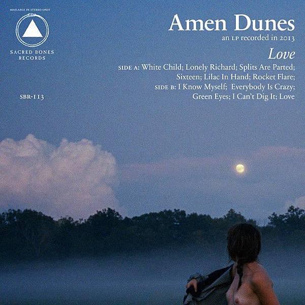 Amen Dunes-Love