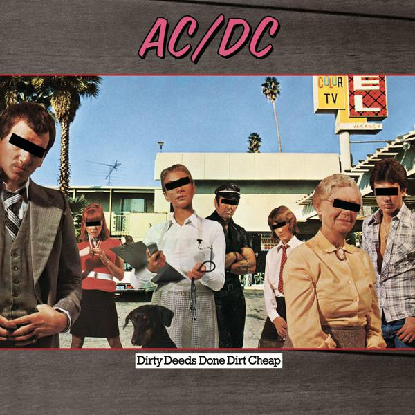 ACDC-Dirty Deeds Done Dirt Cheap