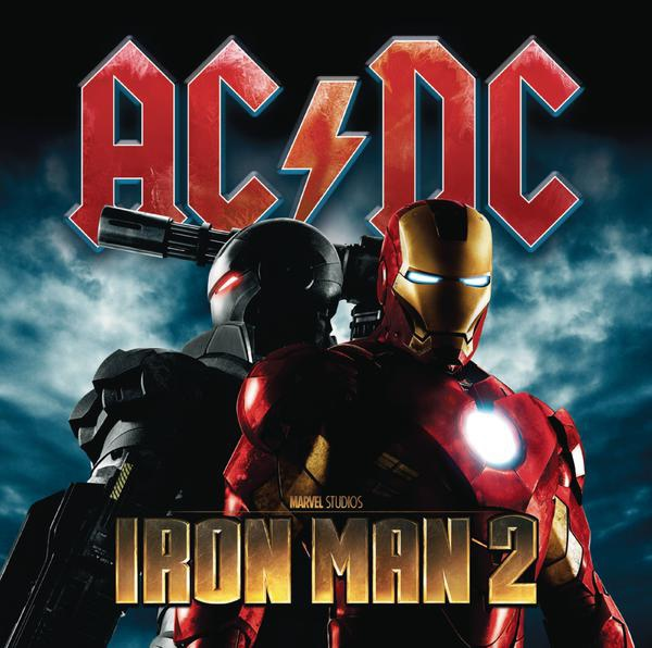 ACDC-Iron Man 2 OST