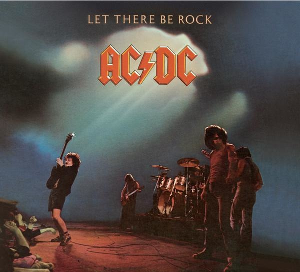 ACDC-Let There Be Rock