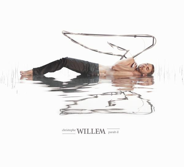 Christophe Willem-Paraît-Il (Deluxe CD)_600