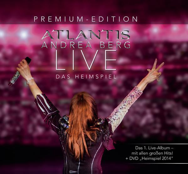 Andrea Berg-Atlantis Live 2CD+1DVD (Premium 2CD+1DVD)_600