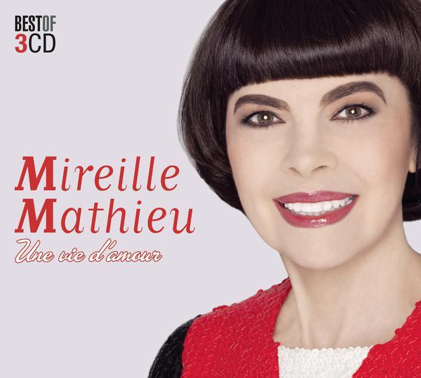 Mireille Mathieu-Une Vie D